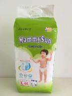Японские памперсы-трусики для детей - MammySun